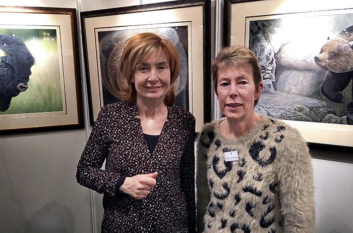 Francoise Schepmans et Francoise Nesse